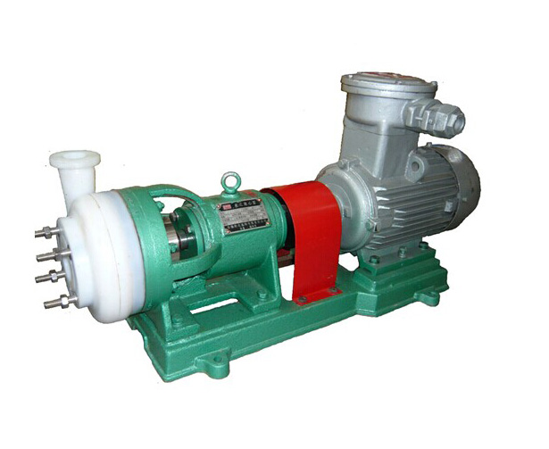 FSB 氟塑料离心泵