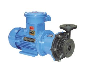 CQF 工程塑料磁力泵