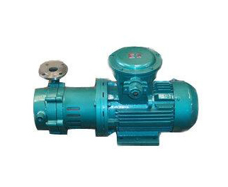 CQG高温不锈钢磁力泵系列