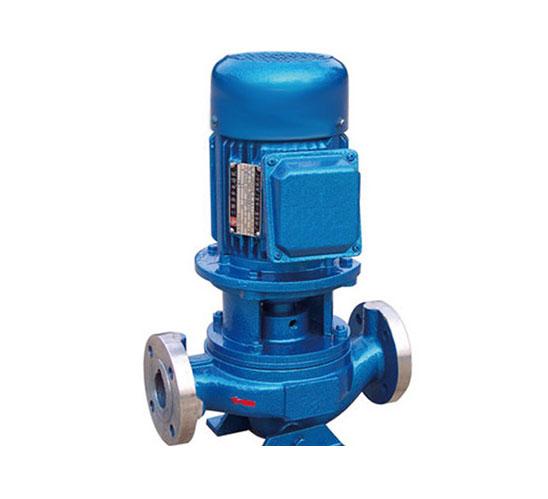 IHG 不锈钢管道泵