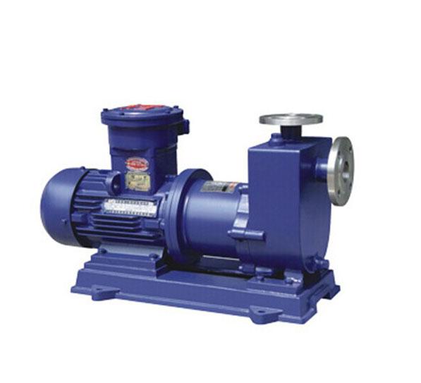 ZCQ 不锈钢自吸磁力泵